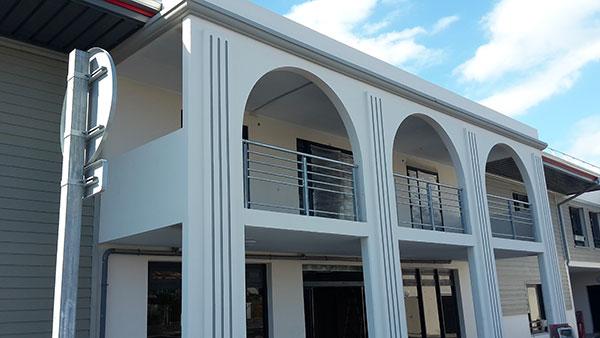 Realisations Bloc Baie Corniche Villa